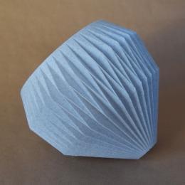 Fold lampshade